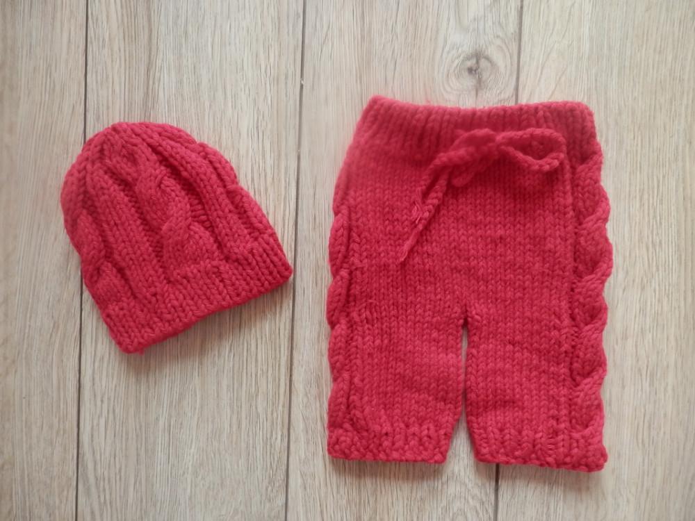 ⃝Envío libre, recién nacido sombrero bebé sombrero rojo + ...