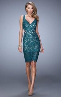 Cheap Evening Dresses Knee Length - Eligent Prom Dresses