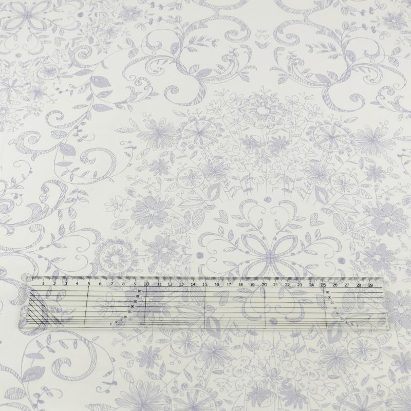Filles Mignon Blanc en mousseline de soie fleur Vacances Plage Été Sandales Plates Taille UK 8-2