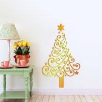 Christmas Tree Wall Decal Promotion-Shop for Promotional ...