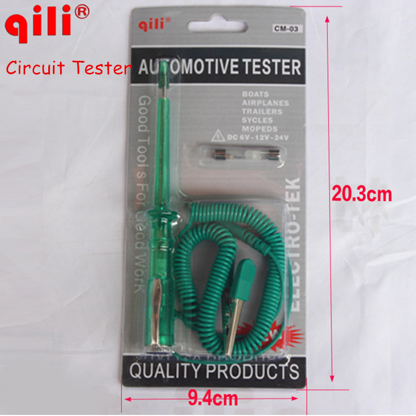 Add210 Automotive Circuit Tester Xcar360