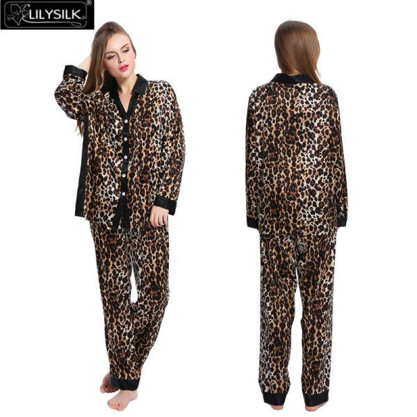 Silk Pajamas Women Promotion- Promotional