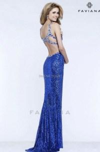 Cobalt Blue Prom Dresses