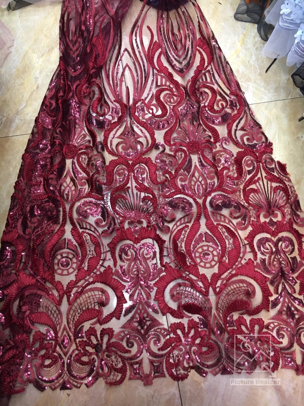 ᓂafrican lace fabric puntillas bordadas encaje anchas african lace ...