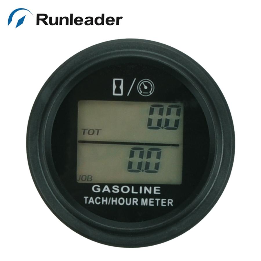 Vdo Marine Tachometer Wiring Diagram Hour Meter