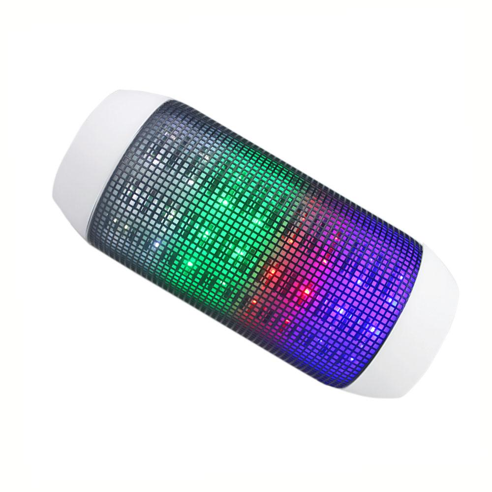 Portable Bluetooth Speaker Wireless Boombox 360 LED Lights