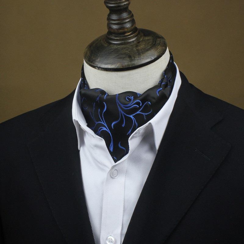 Popular Wedding Ascot Tie