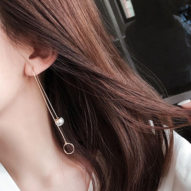 Popular Extra Long Earrings