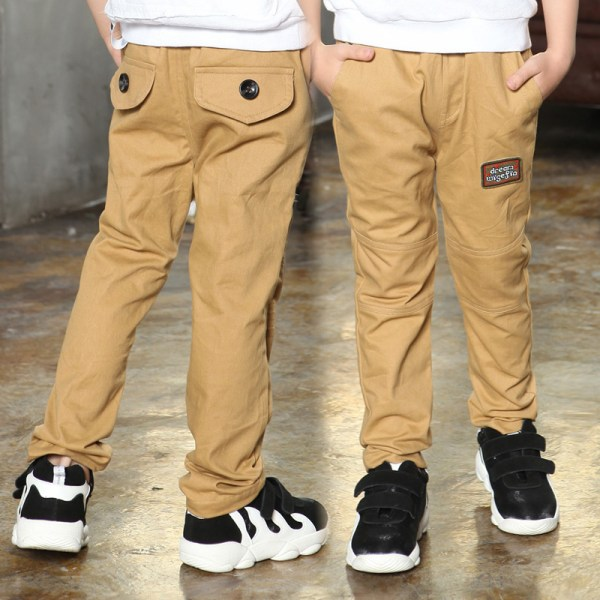 Popular Boys Skinny Khaki Cheap Pants Lots China