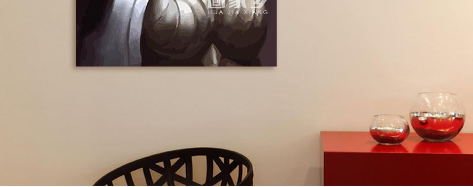 Exing Horloge Murale Radio-pilot/ée avec Grand Cadre DIY 3D D/écoration Appartement