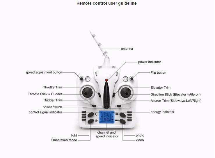 Drone dji phantom 2 vision quadricoptero camera full hd