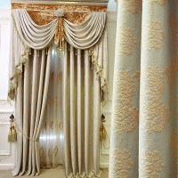 Luxury Living Room Curtains