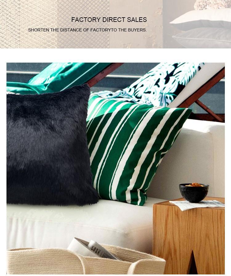 ᓂAlmohadas decorar un sofá almohada de Londres negro cojines ...