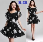 Plus Size Teen Casual Dresses for Summer
