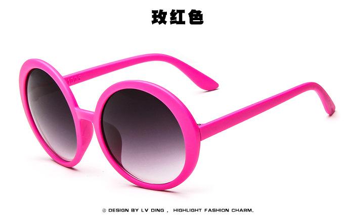 New Retro Mulheres Rodada Óculos De Sol Óculos De Sol Designer De  Revestimento Do Vintage óculos de Sol Óculos de sombra óculos de sol verão  óculos de sol ... 272f76f57b