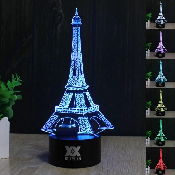 Popular Eiffel Tower Cheap Lamps