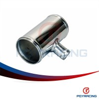 "PQY RACING 2.5"" To 2.5"" Aluminum Pipe 63mm To 63mm T Shape ..."