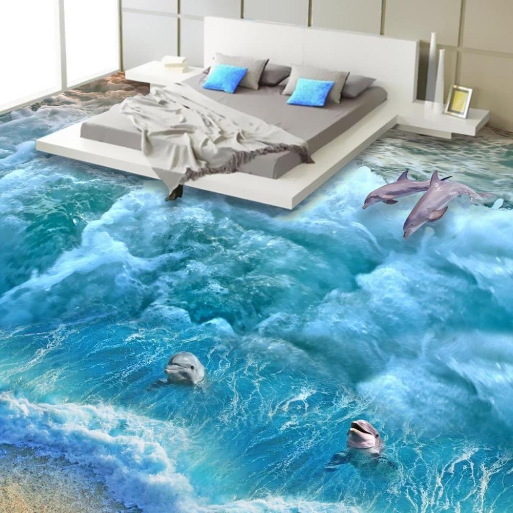 Aliexpresscom  Buy Floor wallpaper 3d Fashionable