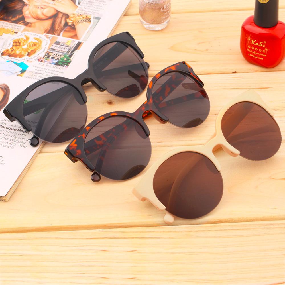 №Jogal manera de la vendimia de la alta calidad mujeres Gafas de sol ...