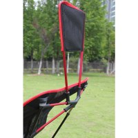 Portable Folding Fishing Garden Beach Chair backrest Chair ...