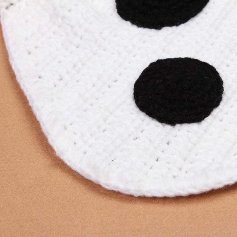 Vaca Linda Animal bebé sombrero hecho a mano trajes de niño recién ...