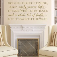 Christian-Wall-Decal-God-has-perfect-timing-Phrase-Decal ...