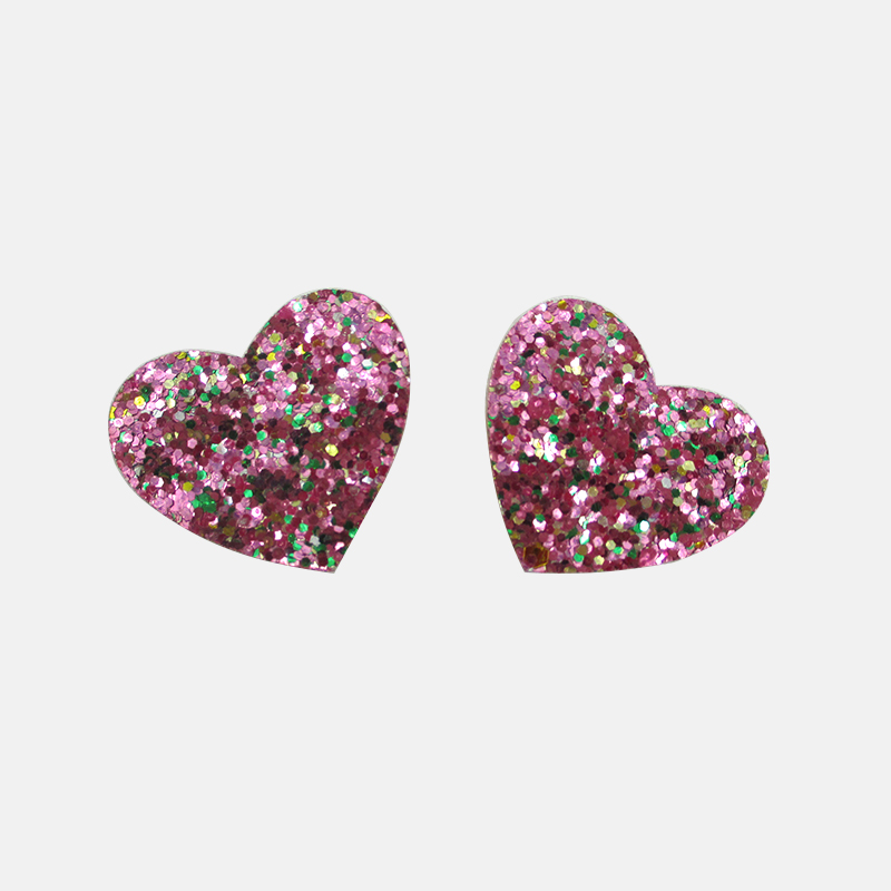 be42fc468efc ᗜ Ljഃ50Y46857 35 30mm corazón accesorios del 50 unidades