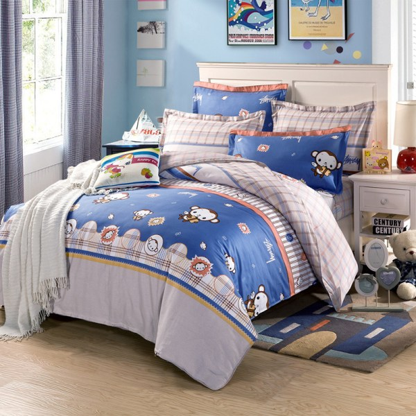 Online Monkey Quilt Cover China