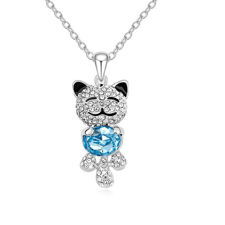 2015 Fashion Bear SWAROVSKI ELEMENTS Pendant Necklaces
