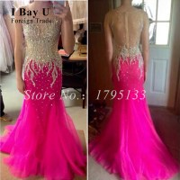 Compare Prices on Fuschia Formal Dresses- Online Shopping ...