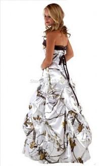 Realtree Prom Dresses