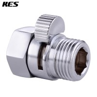 KES Shower Pressue Valve Solid Brass Water Control Valve ...