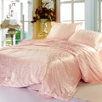 Pink And Gold Bedding