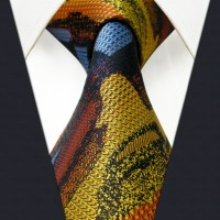 Mens Neck Tie Pattern