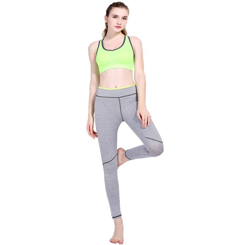 79cc3cb7e6 Moda Mulheres Quick Dry Leggings Surper Elásticas Confortável estiramento  emagrecimento Calças leggins Legging calças de Treino de Fitness