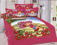 Strawberry Shortcake Twin Bedding Set Reviews
