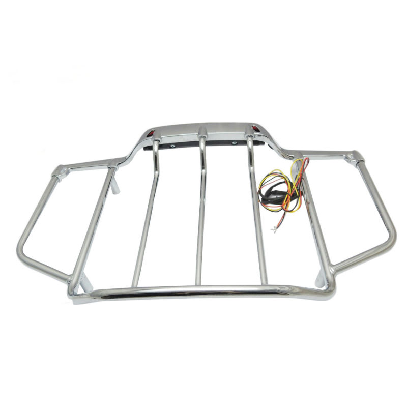 KEMiMOTO Air Wing Detachable Luggage Rack Light Kits with