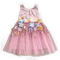 Children Dress 2016 Wedding Flower Girl Toddler Dresses