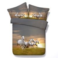Popular Horse Comforter Bedding-Buy Cheap Horse Comforter ...