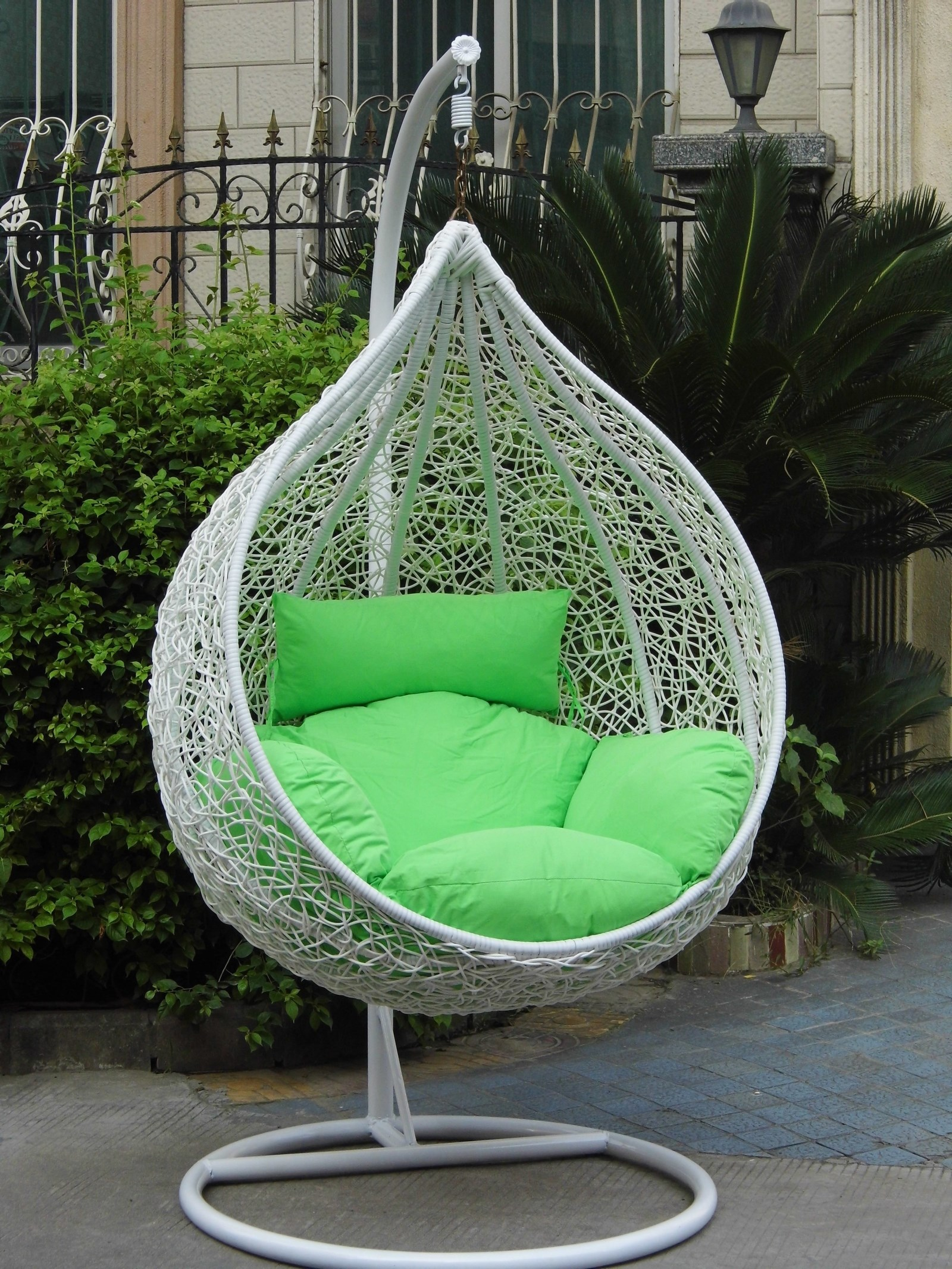 Bird Nest Chair Outdoor Indoor Rattan Hanging Basket Hanging Chair Bird