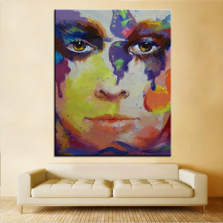 Large Size Printing Oil Painting Pandora Wall Home Decorative Art Picture For Living Room No Frame