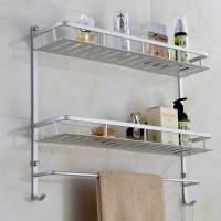 Bathroom Shelves Wall Mounted With Popular Style In ...