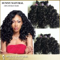 curly-human-braiding-hair-bulk-no-weft-remy-Brazilian ...