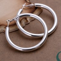 summer style fine 925 sterling silver earrings 925