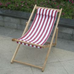Canvas Sling Chair Steel Velvet Beech Deck With Pillow,durable Folding Beach - Buy Cheap Chairs ...