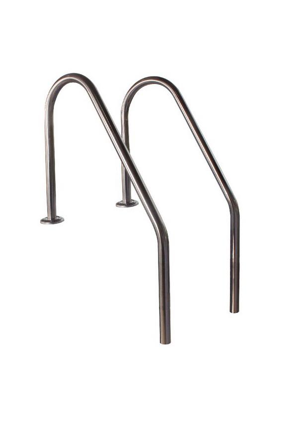 Projeto Corrimão de aço inoxidável para escadas piscina