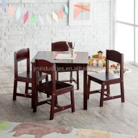 nursery school furniture kids chairs and table