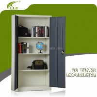 Standard Quality Office File Cabinet 2 Door Metal Cabinet ...