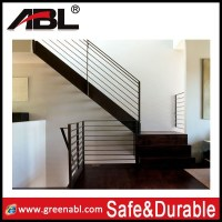 Wood Balcony Balustrade/indoor Decorative Railing