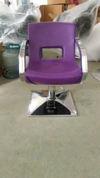 Wholesale 2015 Purple Hair Dryer chairs with Shape Sponge ...